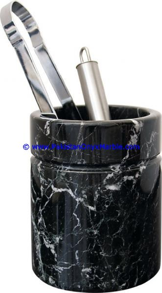 Marble Pencil Jar Holder Cup Tooth Brush Holder New Design
