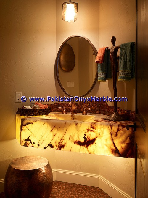Backlit Onyx bathroom Vanity Tops-03