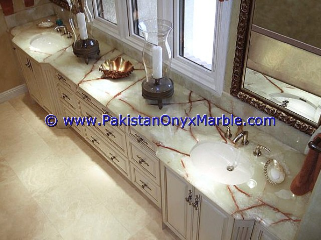 Backlit Onyx bathroom Vanity Tops-05