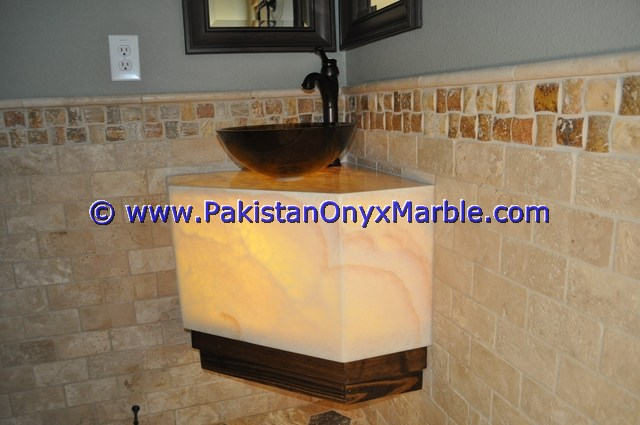 Backlit Onyx bathroom Vanity Tops-07