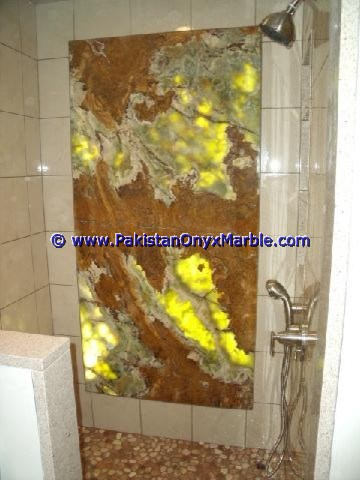 Backlit Onyx bathroom Vanity Tops-12