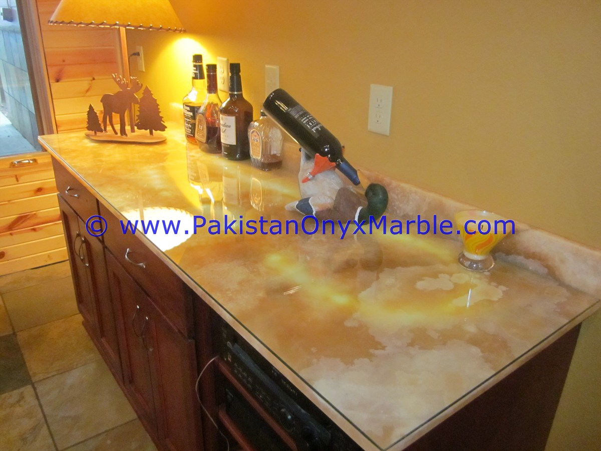 Backlit Onyx Counter Tops Bar Receiptions-01