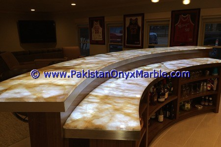 Backlit Onyx Counter Tops Bar Receiptions-03