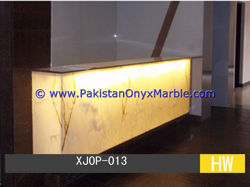 Backlit Onyx Counter Tops Bar Receiptions-04