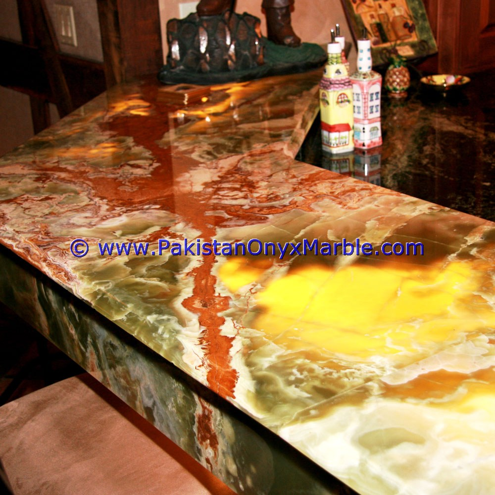 Backlit Onyx Counter Tops Bar Receiptions-05