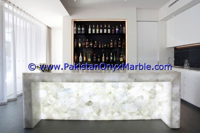 Backlit Onyx Counter Tops Bar Receiptions-09