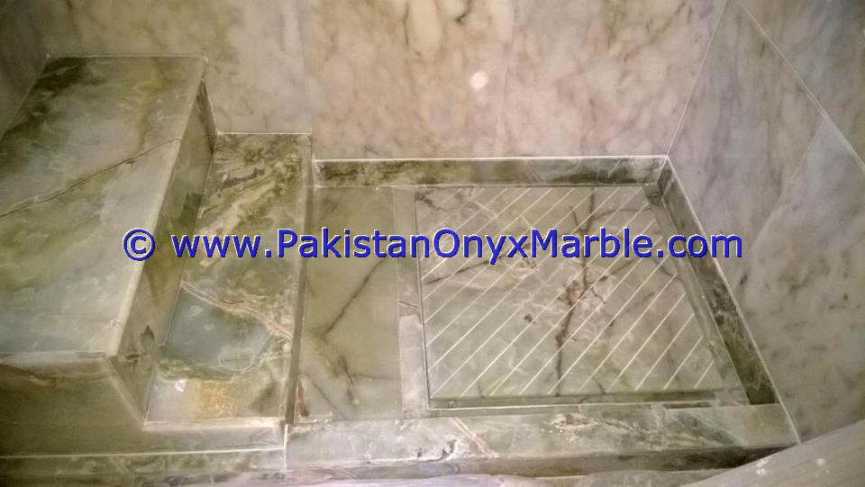 onyx shower trays handcraved onyx square round rectanglular shower trays collection Green Onyx shower trays