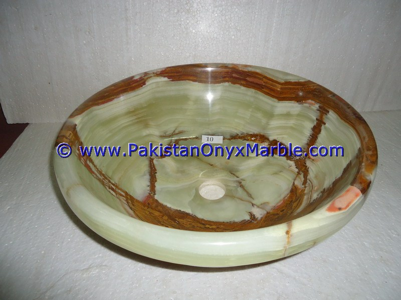 Green onyx sinks basins pedestal sinks kictchen sinks best quality Green onyx sink handmade vessel sinks Vessel Sink Shapes - Round,Octagonal,Oval,Square,Floral,Free Form and Artful Design