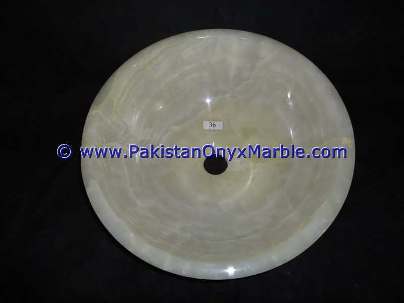 Pure White Onyx sinks basins pedestal sinks kictchen sinks best quality Pure White Onyx sink handmade vessel sinks Vessel Sink Shapes - Round,Octagonal,Oval,Square,Floral,Free Form and Artful Design